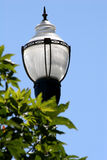 Lamp Post 2. Lamp Post in park Royalty Free Stock Photos