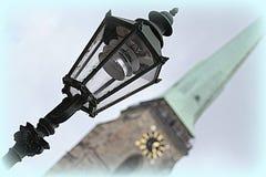 Lamp post Royalty Free Stock Photo