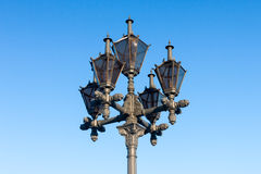 Lamp Post Street Road Light Stock Image