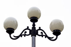 Lamp posts Stock Images