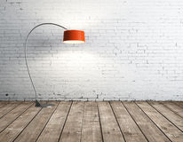 Lamp in room Stock Photos