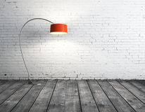 Lamp in room Royalty Free Stock Photography