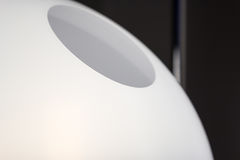 Lamp shade Stock Photo