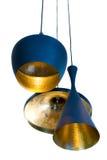 Lamp shades Stock Photo