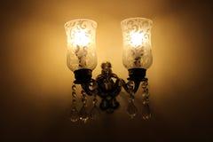 Lamp shades Stock Image