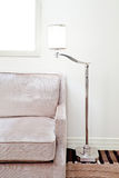 Lamp and sofa Stock Photography