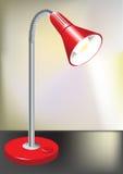Lamp and spotlight stock illustration