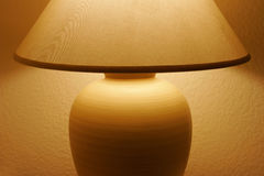 Lamp Table Royalty Free Stock Photography