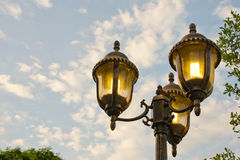 Lamp Royalty Free Stock Photos