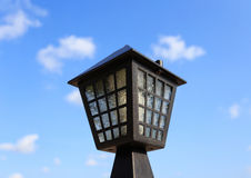 The Lamp Stock Image