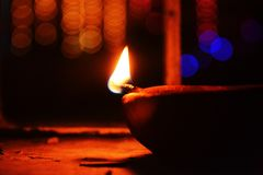 Lamp van grond Royalty-vrije Stock Fotografie