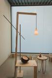 Lamp at Ventura Lambrate space during Milan Design week Royalty Free Stock Image