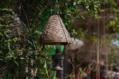 Lamp In vietnam Royalty Free Stock Images