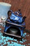 Lamp voor aromatherapy Royalty-vrije Stock Afbeeldingen