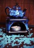 Lamp voor aromatherapy Stock Fotografie