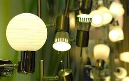 Lamp voor de muur Royalty-vrije Stock Afbeeldingen