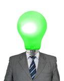 Lamp voor hoofd Stock Foto's