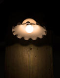 Lamp on a wall Stock Photos