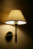 Lamp on a wall Stock Photos
