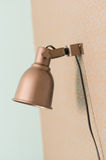 Lamp on wall Royalty Free Stock Photos