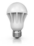 Lamp on a white background Royalty Free Stock Photo