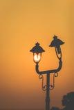 lampa vektor illustrationer