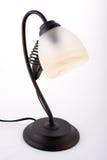 lampa antyczny stolik z metali Zdjęcie Stock