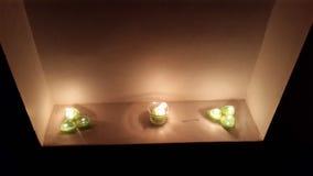 Lampa av hope Arkivfoton