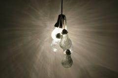 lampa för 01 kulor Royaltyfri Bild