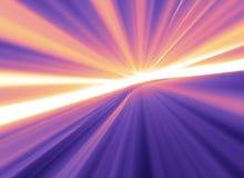 lampa för 10 effekter Arkivfoton