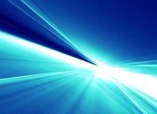 lampa för 7 effekter Arkivfoto