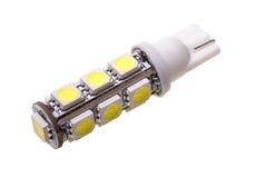 Lampa för automatisk med 13 ljusdioder Royaltyfri Foto