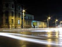 lampa för dark 3 Fotografering för Bildbyråer