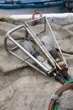 Lampa för fiske Arkivbilder