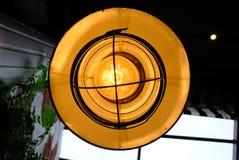 Lampa för garnering i rummet royaltyfri bild