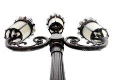 Lampa för gataljus Fotografering för Bildbyråer