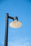 Lampa för gataljus Royaltyfri Bild