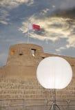 lampa för glo för fort för aradboll härlig Royaltyfri Foto