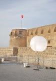 lampa för glo för fort för aradboll härlig stor Royaltyfri Foto