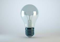 Lampa för ljus kula Royaltyfri Fotografi