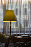 Lampa i rummet Royaltyfri Fotografi
