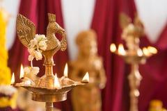 lampa indyjski olej Zdjęcie Stock