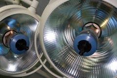 lampa kirurgiska två Arkivbilder