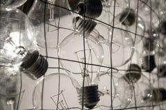 Lampa, oświetlenie, elektryczność Obraz Royalty Free