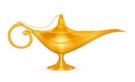 lampa olej ilustracja wektor
