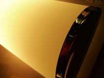 lampa - orange Fotografering för Bildbyråer