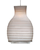 lampa papier Fotografia Stock