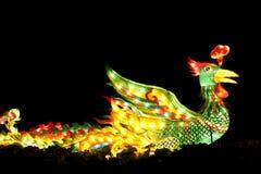 lampa phoenix Royaltyfria Foton