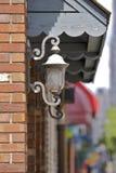lampa plenerowa Obraz Royalty Free