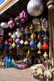 lampa sklep Obraz Royalty Free